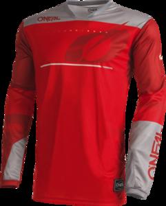 O'NEAL HARDWEAR Jersey HAZE V.22 Red/Gray