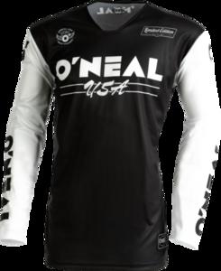O'NEAL MAYHEM Jersey BULLET V.22 Black/White