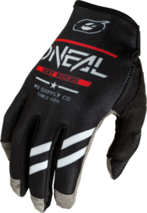 O'NEAL MAYHEM Nanofront Handschuh SQUADRON V.22 Schwarz/Grau