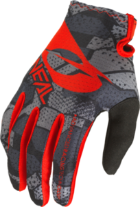 O'NEAL MATRIX Youth Glove CAMO V.22 Black/Red