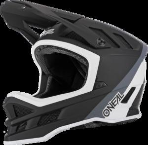 O'NEAL BLADE Hyperlite Helmet CHARGER V.22 Black/White