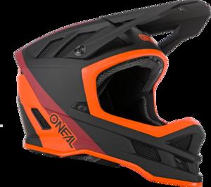 O'NEAL BLADE Hyperlite Helm CHARGER V.22 Rot/Orange