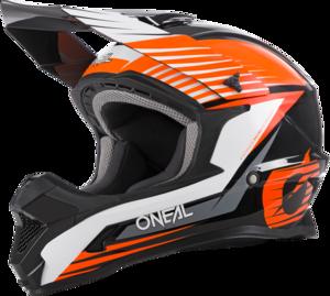 O'NEAL 1SRS Helmet STREAM V.21 Black/Orange