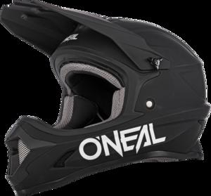 O'NEAL 1SRS Youth Helm SOLID V.21 Schwarz