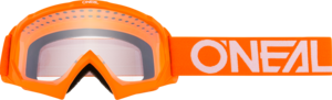 O'NEAL B-10 Youth Brille SOLID V.18 Orange/Weiß
