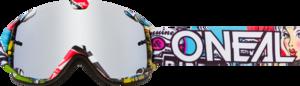 O'NEAL B-30 Youth Brille CRANK V.18 Multi
