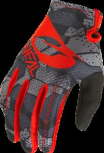 O'NEAL MATRIX Handschuh CAMO V.22 Schwarz/Rot