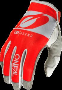 O'NEAL MAYHEM Nanofront Glove RIDER V.22 Red/Gray