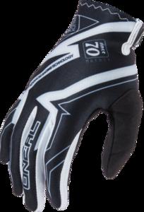 O'NEAL VAULT Handschuh RACEWEAR V.16 Schwarz/Weiß