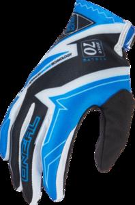 O'NEAL VAULT Glove RACEWEAR V.16 Black/Blue
