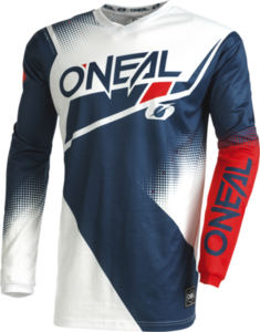 O'NEAL ELEMENT Jersey RACEWEAR V.22 Blue/White/Red