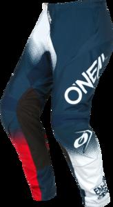 O'NEAL ELEMENT Hose RACEWEAR V.22 Blau/Weiß/Rot