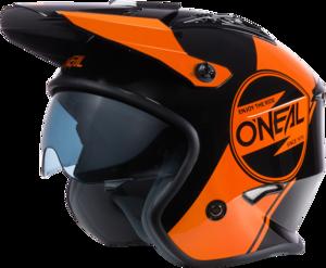 O'NEAL VOLT Helmet CORP V.22 Black/Orange