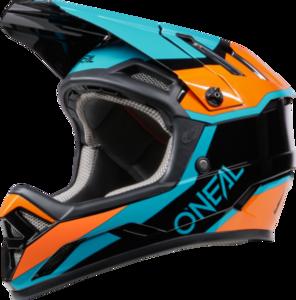 O'NEAL BACKFLIP Helmet STRIKE V.21 Black/Orange