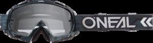 O'NEAL B-10 Brille CAMO V.22 Schwarz/Weiß