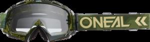 O'NEAL B-10 Brille CAMO V.22 Grün