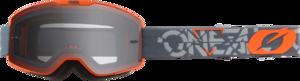 O'NEAL B-20 Brille STRAIN V.22 Grau/Orange
