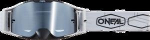 O'NEAL B-30 Goggle HEXX V.22 Black/White One Size