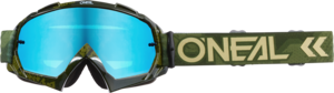 O'NEAL B-10 Goggle CAMO V.22 Green