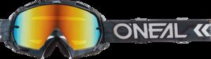 O'NEAL B-10 Goggle CAMO V.22 Black/White