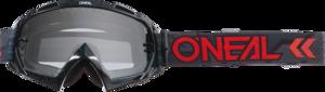 O'NEAL B-10 Brille CAMO V.22 Schwarz/Rot