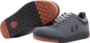 O'NEAL PUMPS FLAT Shoe V.22 Gray/Black