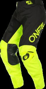 O'NEAL MAYHEM Pants HEXX V.22 Black/Yellow