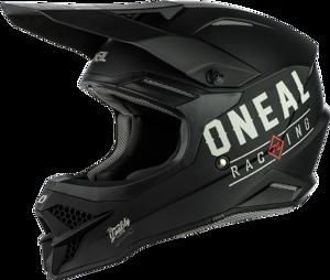 O'NEAL Visor 3SRS Helmet DIRT V.22 Schwarz/Grau