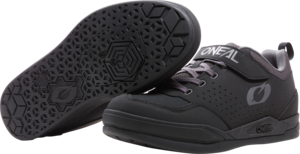 O'NEAL FLOW SPD Shoe V.22 Black/Gray
