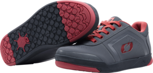 O'NEAL PINNED FLAT Pedal Shoe V.22 Gray/Red