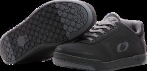 O'NEAL PINNED PRO FLAT Pedal Shoe V.22 Black/Gray