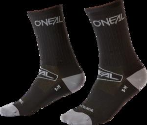 O'NEAL MTB Performance Sock ICON V.22 Schwarz/Grau