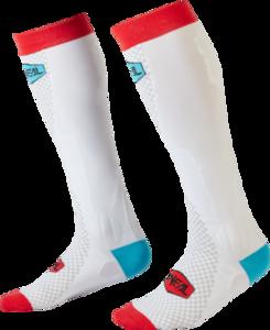 O'NEAL MX Performance Sock V.22 Blau/Rot/Weiß