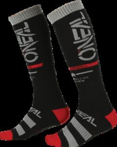 O'NEAL PRO MX Socke SQUADRON V.22 Schwarz
