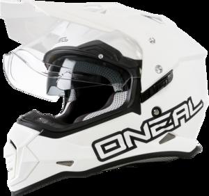 O'NEAL SIERRA Helmet FLAT V.22 White