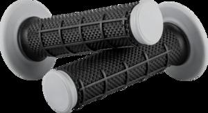 O'NEAL MX Grips DIAMOND DUAL COMPOUND V.17 Black/Gray