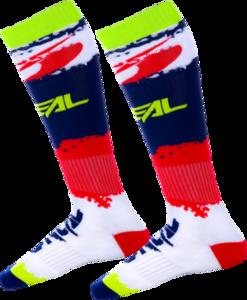 O'NEAL PRO MX Sock REVIT V.20 Red/Blue