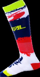O'NEAL PRO MX Socke REVIT V.20 Rot/Blau