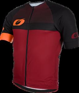 O'NEAL AERIAL Jersey SPLIT V.21 Red/Orange