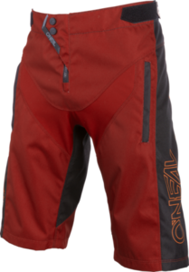 O'NEAL ELEMENT FR Shorts HYBRID V.21 Red/Orange