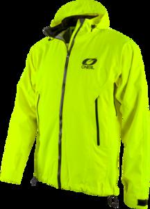 O'NEAL TSUNAMI Rain Jacket V.18 Neon yellow