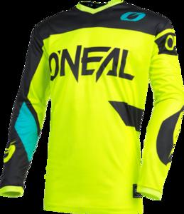 O'NEAL ELEMENT Jersey RACEWEAR V.21 Neon gelb/Schwarz