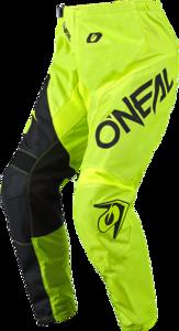 O'NEAL ELEMENT Pants RACEWEAR V.21 Neon gelb/Black