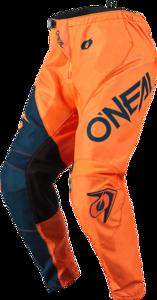 O'NEAL ELEMENT Pants RACEWEAR V.21 Orange/Blue