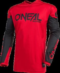 O'NEAL ELEMENT Jersey THREAT V.21 Rot/Schwarz