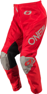 O'NEAL MATRIX Pants RIDEWEAR V.21 Red/Gray