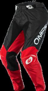 O'NEAL MAYHEM Pants HEXX V.21 Black/Red