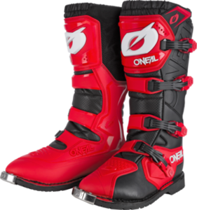 O'NEAL RIDER PRO Boot V.21 Black/Red