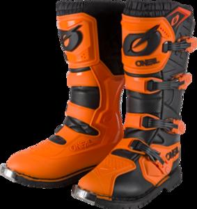 O'NEAL RIDER PRO Boot V.21 Orange