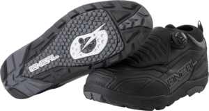 O'NEAL LOAM WP SPD Shoe V.19 Black/Gray